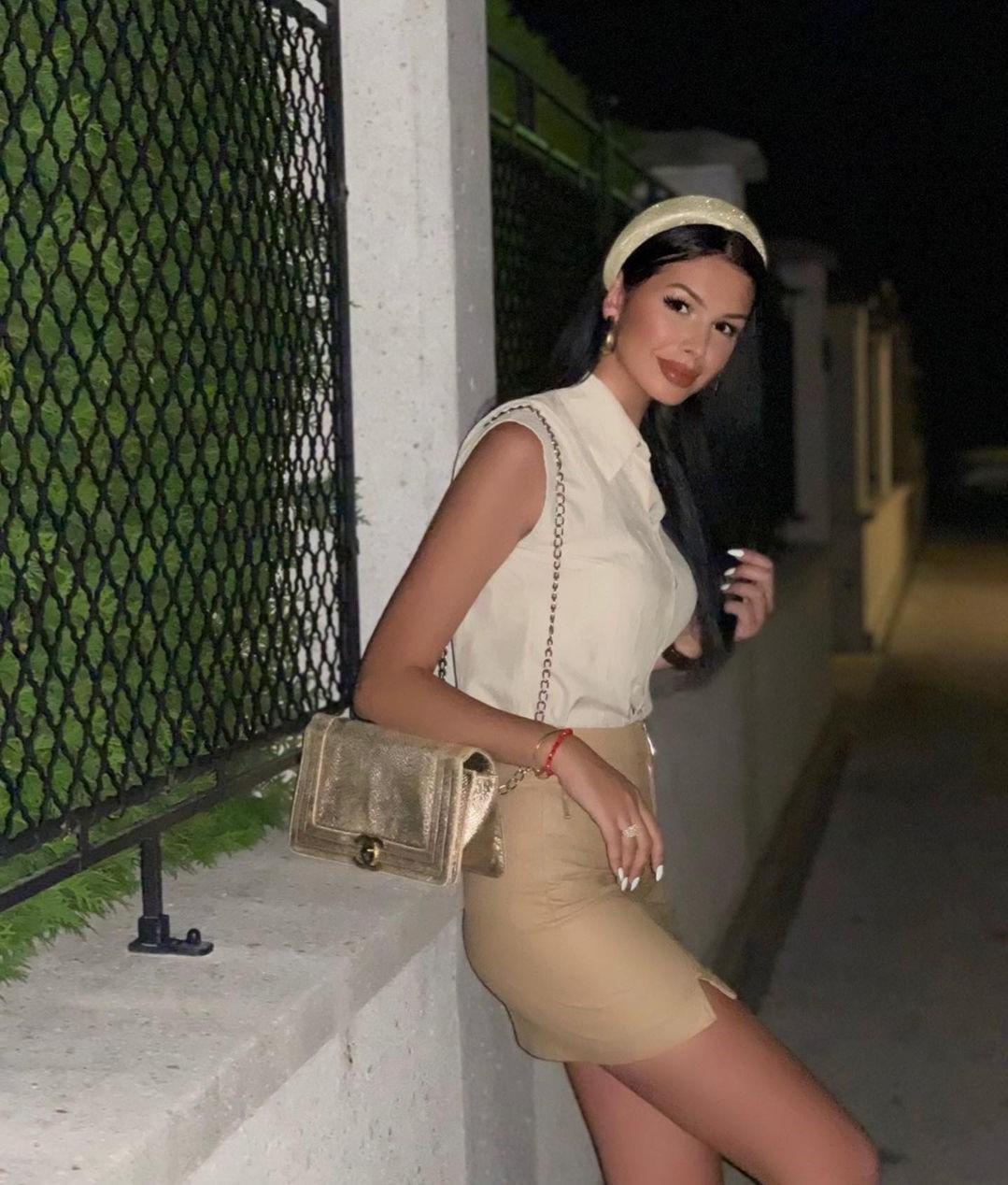 serbian pretty girl